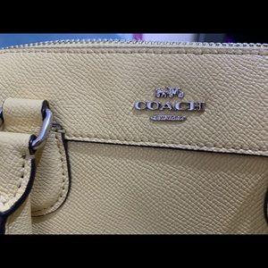 Beautiful coach purse lightly used
